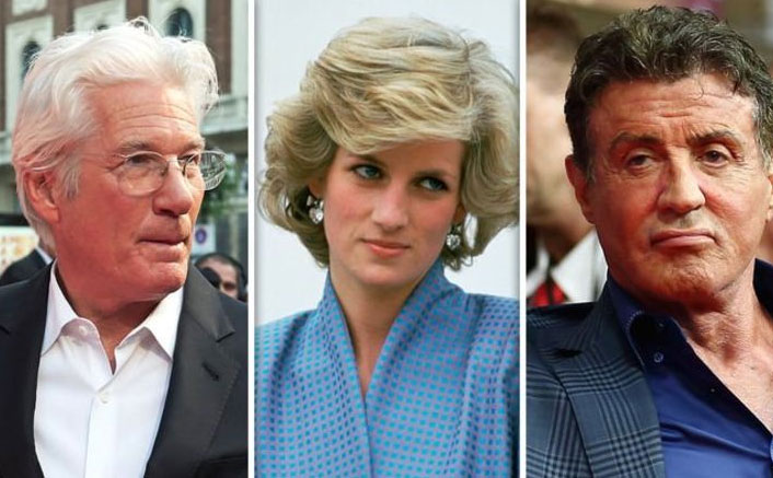Sylvester Stallone VS Richard Gere: When They Involved In A FIGHT To Win Princess Diana – CELEBRITY RIVALS #14