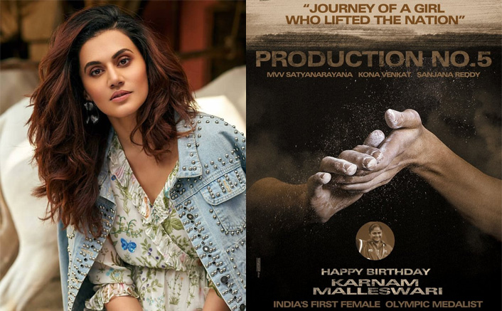 Taapsee Pannu To Star In Yet Another Sports Biopic Post Shabaash Mithu?