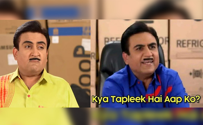"Taarak Mehta Ka Ooltah Chashmah: Dilip Joshi AKA Jethalal's ""Kya Tapleek Hai?"" Dialogue Inspires Nagpur Police!"