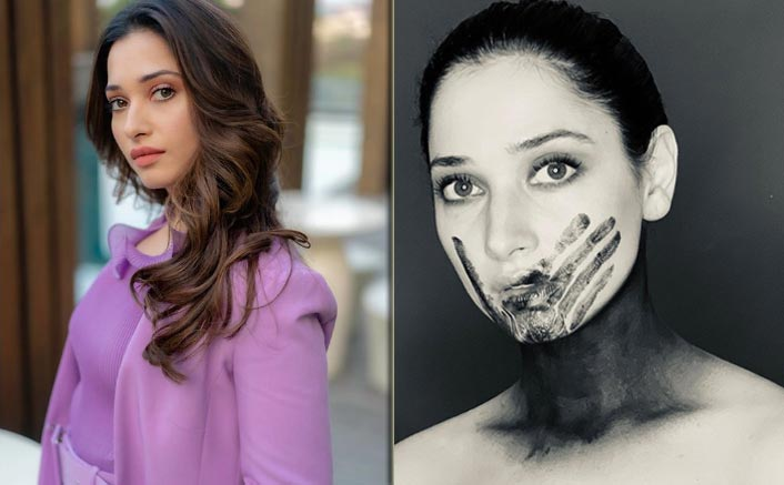 """Tamannaah Bhatia Pens A Strong Note On 'All Lives Matter': """"We Must Unlearn & Learn To Be Human Again..."""""""