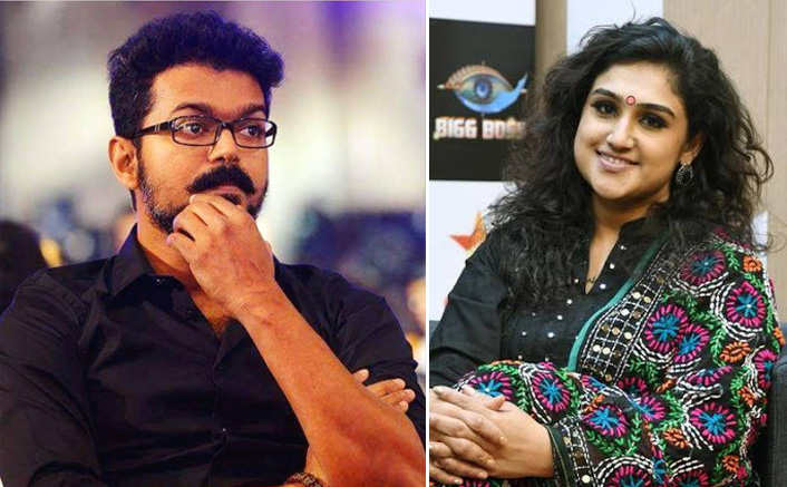 Thalapathy Vijay Once Refused To Shoot Because Of THIS Reason, Reveals Chandralekha Co-star Vanitha Vijaykumar