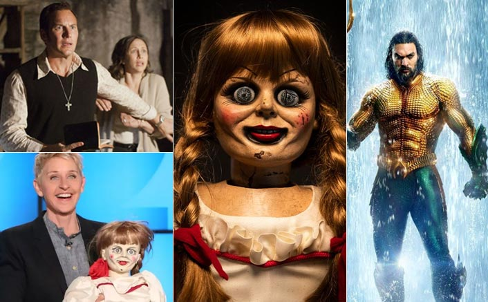 The Conjuring Universe: From Ellen DeGeneres To The Aquaman Connect - 5 UNKNOWN Facts You Cannot Miss Out On!