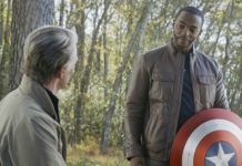 The Falcon And The Winter Soldier: Show's Crew Member Confirms Anthony Mackie Being The Black Captain America!