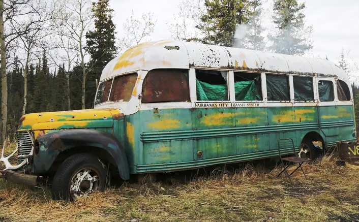 Into The Wild's Famous Bus Removed From Alaskan Wilderness, Here's Why