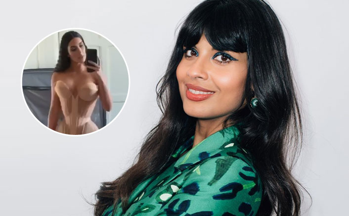 """The Good Place Actress Jameela Jamil LASHES Out At Kim Kardashian Over Skin-Tight Corset, Says """"This Is A Bullshit Expectation Of Women"""""""