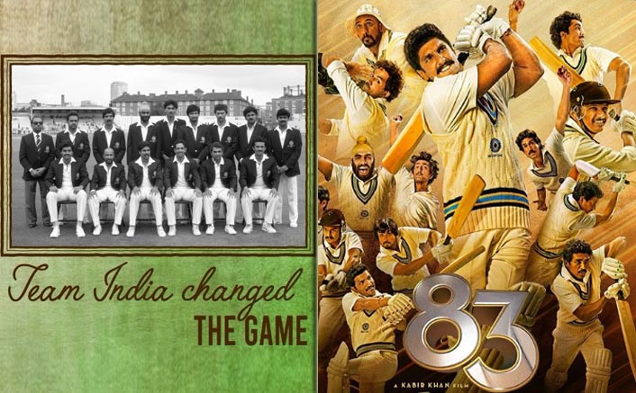 83 Makers' Special Tribute To Team India On Completing 37 Years Of The HISTORIC World Cup Win