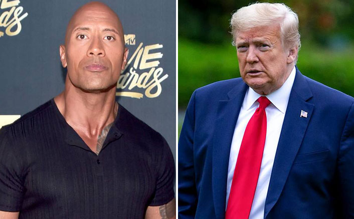 Photo of Dwyane 'The Rock' Johnson Calls Out Donald Trump In A Video Supporting #BlackLivesMatter Movement