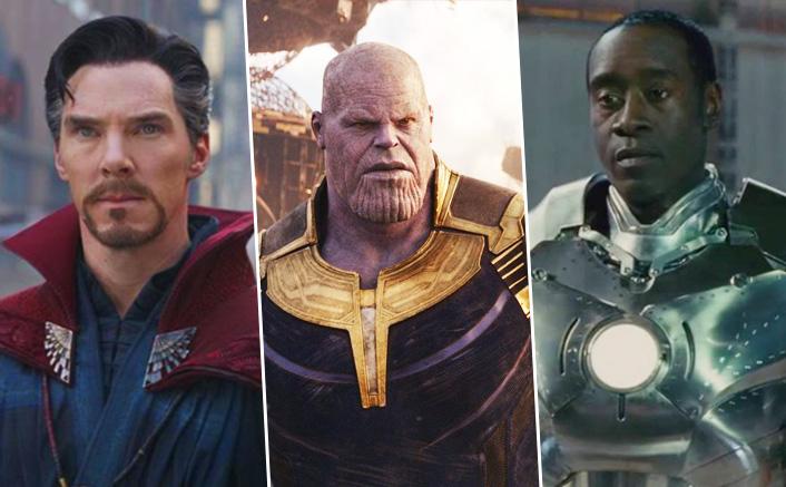 THIS Latest Achievement Of Avengers: Endgame's Doctor Strange, Thanos & War Machine Will Make Their Fans Happy!(Pic Credit: Movie Stills)