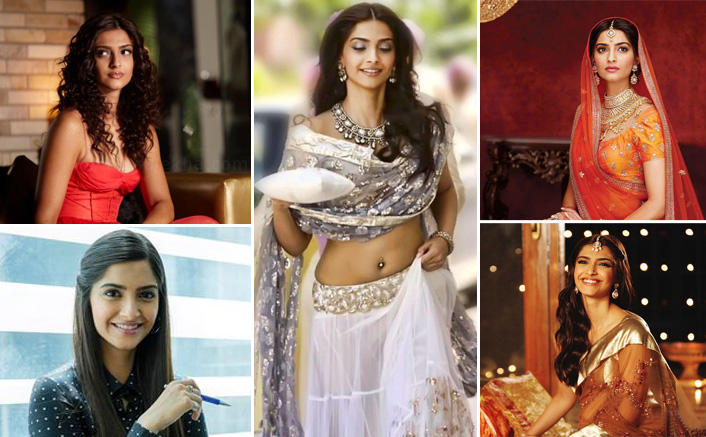 Happy Birthday Sonam Kapoor: Times When The Fashionista Scored With Her Stunning On-Screen Looks