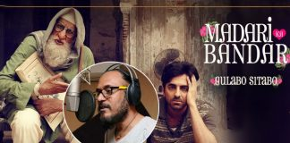 Tochi Raina on his song 'Madari ka bandar' in 'Gulabo Sitabo'