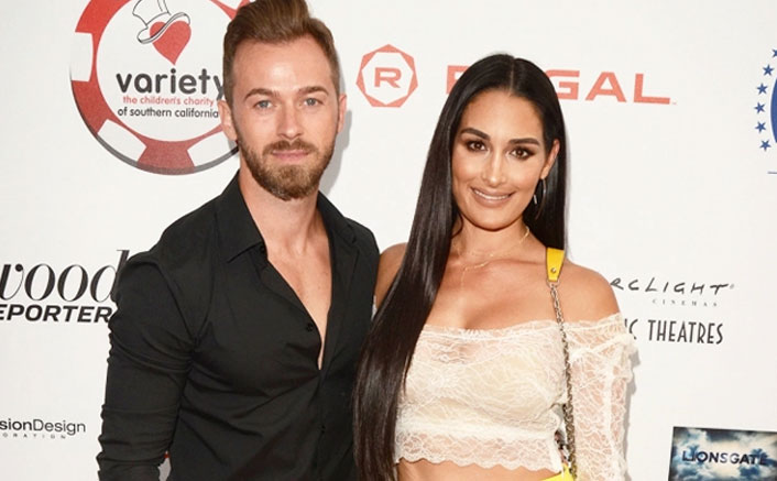 Artem Chigvintsev's Fairytale Proposal To Nikki Bella For Marriage Is Making Us Jealous, WATCH