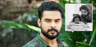 Tovino Thomas Can't Takes His Eyes Off His New Munchkin, As He Names Him Tahaan Tovino
