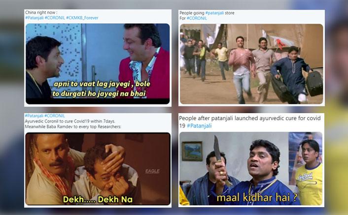 Twitterati Goes Gaga Over Baba Ramdev's Patanjali Coronil Ayurvedic Medicine With These Hilarious Memes