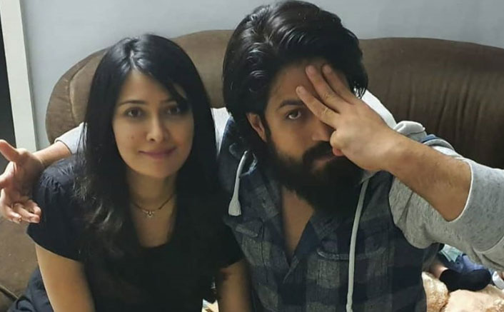 KGF Fame Superstar Yash Motivates Fans To Follow Lockdown In A Hilarious Way