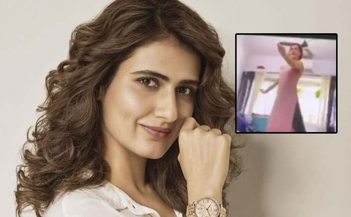 Fatima Sana Shaikh Learns A New Dance Form Kathak Virtually During Quarantine Period, WATCH!