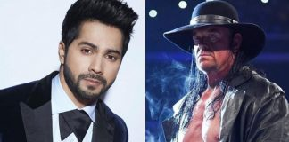 Varun Dhawan reveals being scared of The Undertaker as a child