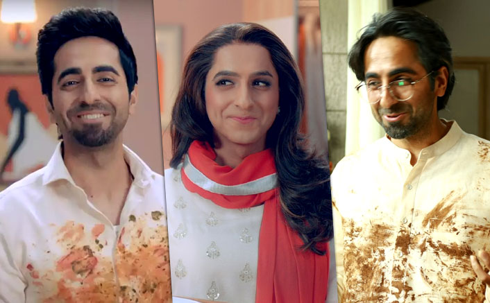 Ayushmann Khurrana Plays Triple Role But With A Twist!
