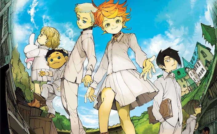 Vertigo Manga's The Promised Neverland To Be Adapted In A TV Series By Amazon