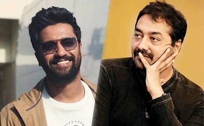 Vicky Kaushal is 'shocked' that Anurag Kashyap's new film has happy ending!