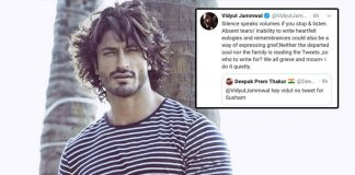 Vidyut Jammwal on 'no tweet for Sushant' comment: Silence speaks volumes