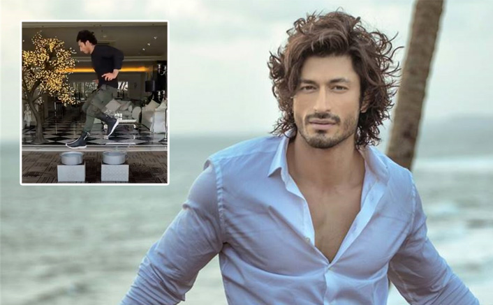 Vidyut Jammwal Can Walk On Water & This Video Is The PROOF!
