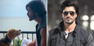 Vidyut Jammwal's pet dog joins him in announcing his YouTube channel