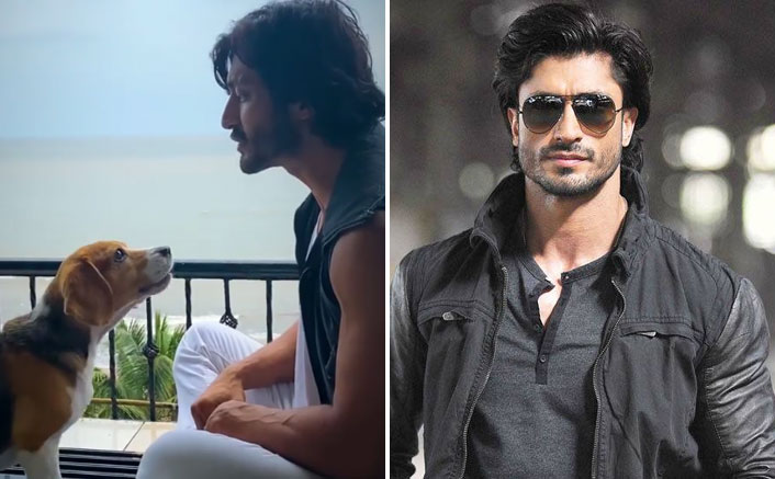 Vidyut Jammwal's Launches His YouTube Channel, Joined By A Very Cute Guest!