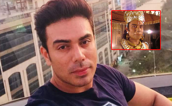 "Ramayan Fame Vikram Mastal: ""I Went From 76 To 101 Kilos To Look Like Hanuman"""