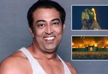 Vindu Dara Singh: Lanka Dahan was one of most challenging scenes done by dad
