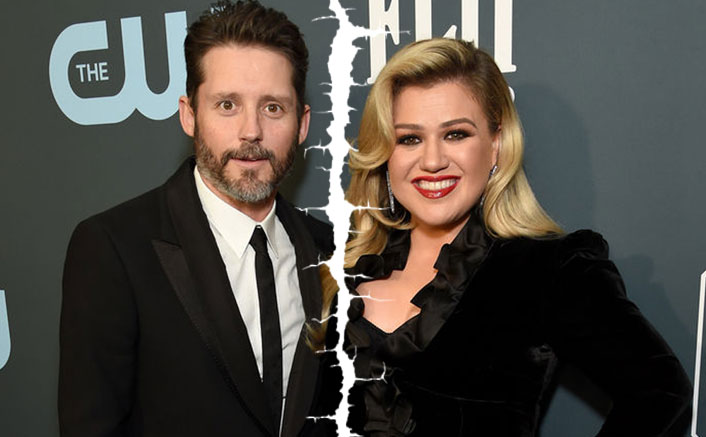 Kelly Clarkson& Husband Brand Blackstock Call It Quits Post 7 Years Of Togetherness