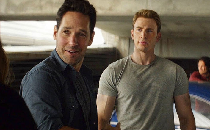 When Ant-Man Danced For Captain America: Chris Evans Makes Hilarious Revelations About Paul Rudd(Pic credit: still from captain america: civil war)