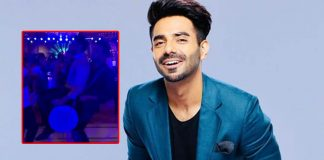 When Aparshakti Khurana danced sitting on a dhol