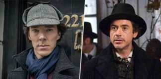 When Benedict Cumberbatch's Sherlock Series Creator Said Robert Downey Jr's Accent As The Detective Is Sh*t!