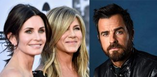 When Jennifer Aniston BOYCOTTED Bff Courteney Cox Because Of Justin Theroux?