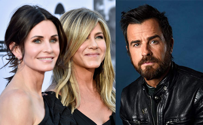 Jennifer Aniston Boycotted FRIENDS' BFF Courteney Cox Over Justin Theroux?