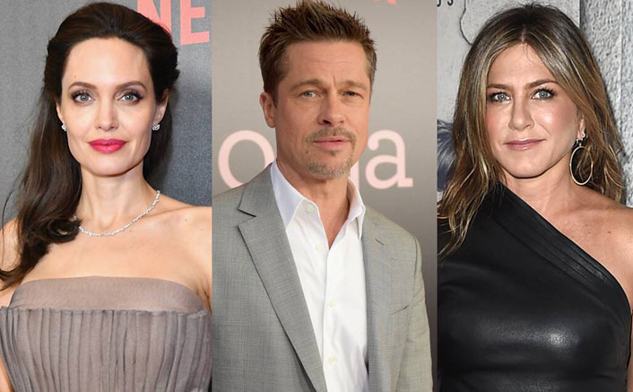 "When Jennifer Aniston Told Angelina Jolie ""Brad Pitt Is So Excited To Work With You"", Poor Jen!"