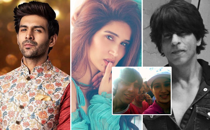 Kartik Aaryan Recalls A 'Jabra Fan' Moment With Shah Rukh Khan & It Involves Chak De! India's Sagarika Ghatge