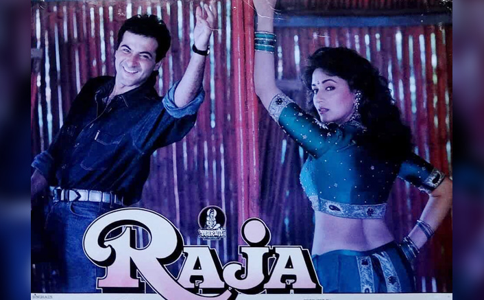 When Madhuri Dixit Delivered A Surprise Blockbuster With Sanjay Kapoor - 25 Years Of Indra Kumar's Raja