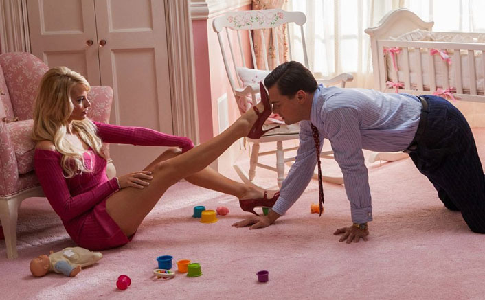 When Margot Robbie Went Nude For The Wolf Of Wall Street Despite Being Suggested To Wear A Bathrobe