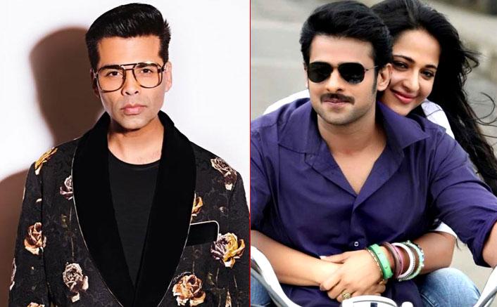 When Prabhas Alleged Karan Johar For Spreading The Dating Rumours Of Him & Baahubali Co-Star Anushka Shetty