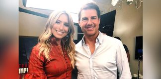 WHOA! Before Brad Pitt, Renee Bargh Dated Mission Impossible Actor Tom Cruise? Here's The TRUTH