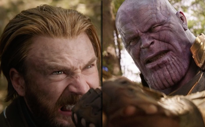 Why Did Thanos Make That Weird Face When Captain America Holds His Hand In Wakanda Battle? This Interesting Fan Theory Answers