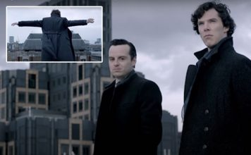 Wondering How 'Sherlock' Benedict Cumberbatch Survived The Reichenbach Fall? Here's The Hilarious Answer