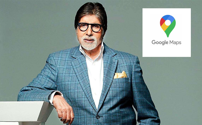 WOW! Amitabh Bachchan To Soon Be The Voice Of Your Google Maps?