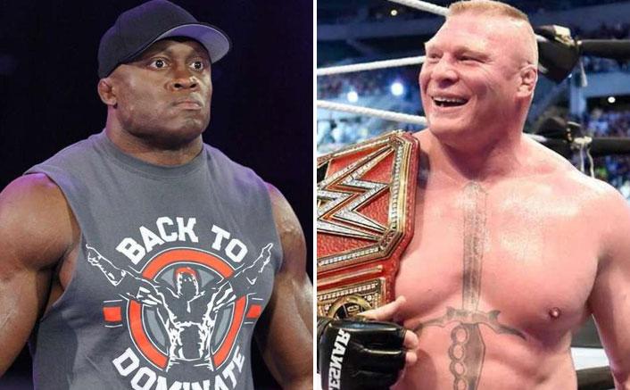 WWE: Brock Lesnar & Bobby Lashley's Feud Isn't Happening Anytime Soon?