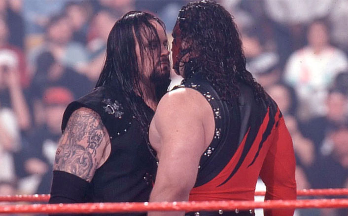 WWE: Did You Know? Undertaker Has CLASHED With Kane For 184 Times(Pic Credit: Still from WWE match)