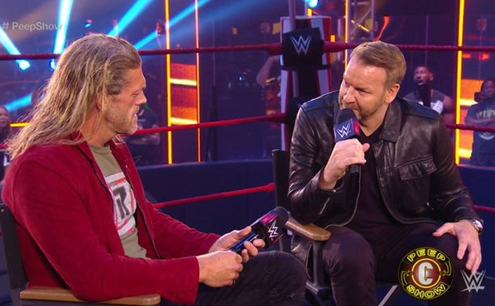 WWE Monday Night RAW: Christian Warns Edge Ahead Of His Match Against Randy Orton At Backlash