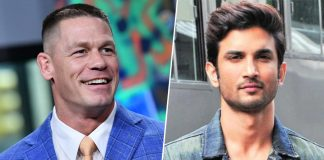 WWE Star John Cena Pays Tribute To Late Sushant Singh Rajput