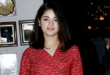 "Zaira Wasim REACTS To Trolls On Her Locusts Swarm Tweet & Says, ""PS: I'm Not An Actress Anymore"""