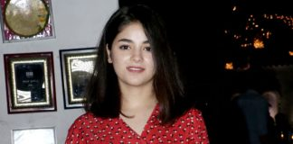 """Zaira Wasim REACTS To Trolls On Her Locusts Swarm Tweet & Says, """"PS: I'm Not An Actress Anymore"""""""